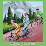 Three Men on the Bummel by  Jerome K. Jerome audiobook