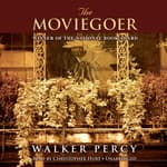The Moviegoer by  Walker Percy audiobook