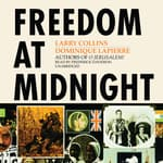 Freedom at Midnight by  Dominique Lapierre audiobook