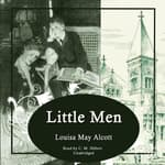 Little Men by  Louisa May Alcott audiobook