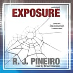 Exposure by  R. J. Pineiro audiobook