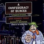 A Confederacy of Dunces by  John Kennedy Toole audiobook