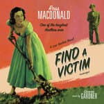 Find a Victim by  Ross Macdonald audiobook