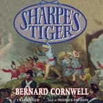 Sharpe's Tiger by  Bernard Cornwell audiobook