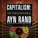 Capitalism by  Ayn Rand audiobook