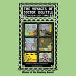 The Voyages of Doctor Dolittle by  Hugh Lofting audiobook