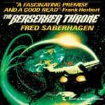 The Berserker Throne by  Fred Saberhagen audiobook