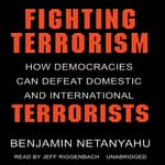 Fighting Terrorism by  Benjamin Netanyahu audiobook
