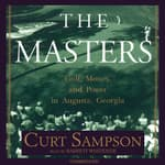 The Masters by  Curt Sampson audiobook