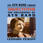 Objectivism by  Leonard Peikoff audiobook