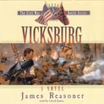 Vicksburg by  James Reasoner audiobook