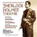 Sherlock Holmes Theatre by  William Gillette audiobook