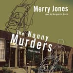 The Nanny Murders by  Merry Jones audiobook