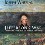 Jefferson's War by  Joseph Wheelan audiobook
