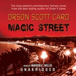 Magic Street by  Orson Scott Card audiobook