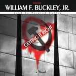 Getting It Right by  William F. Buckley Jr. audiobook