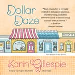 Dollar Daze by  Karin Gillespie audiobook