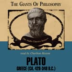 Plato by  Dr. Berel Lang audiobook