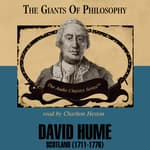 David Hume by  Prof. Nicholas Capaldi audiobook