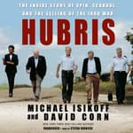Hubris by  Michael Isikoff audiobook