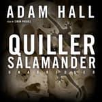 Quiller Salamander by  Adam Hall audiobook