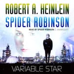Variable Star by  Spider Robinson audiobook