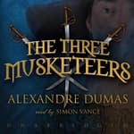 The Three Musketeers by  Alexandre Dumas audiobook