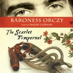 The Scarlet Pimpernel by  Baroness Emma Orczy audiobook