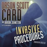 Invasive Procedures by  Aaron Johnston audiobook