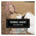 Tess of the D'Urbervilles by  Thomas Hardy audiobook