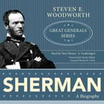 Sherman by  Steven E. Woodworth audiobook