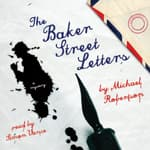 The Baker Street Letters by  Michael Robertson audiobook