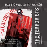 The Terrorists by  Maj Sjöwall audiobook