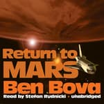 Return to Mars by  Ben Bova audiobook