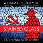 Stained Glass by  William F. Buckley Jr. audiobook