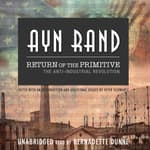 Return of the Primitive by  Ayn Rand audiobook