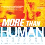 More Than Human by  Theodore Sturgeon audiobook