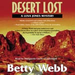 Desert Lost by  Betty Webb audiobook