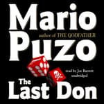 The Last Don by  Mario Puzo audiobook