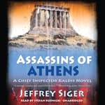 Assassins of Athens by  Jeffrey Siger audiobook