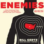 Enemies by  Bill Gertz audiobook