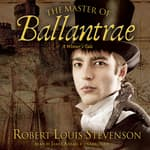 The Master of Ballantrae by  Robert Louis Stevenson audiobook