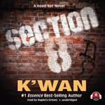Section 8 by  K'wan audiobook