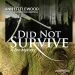 Did Not Survive by  Ann Littlewood audiobook
