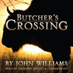 Butcher's Crossing by  John Williams audiobook