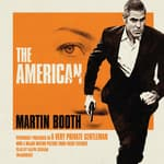 The American by  Martin Booth audiobook
