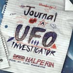 Journal of a UFO Investigator by  David Halperin audiobook