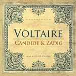 Candide and Zadig by  Voltaire audiobook