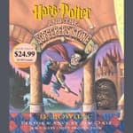 Harry Potter and the Sorcerer's Stone by  J. K. Rowling audiobook