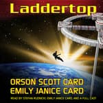 Laddertop by  Orson Scott Card audiobook